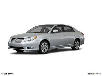 New 2011 Toyota Avalon