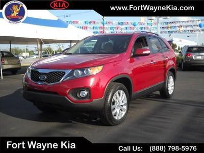 New 2011 Kia Sorento EX