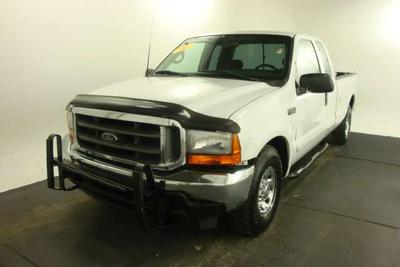 Used 2001 Ford F-250 XLT