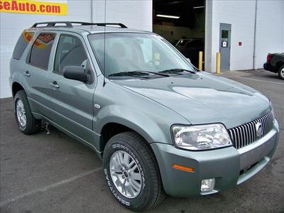 Used 2006 Mercury Mariner