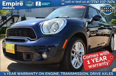 Used 2011 MINI Cooper S Countryman Base