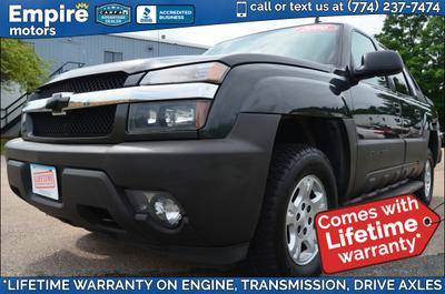 Used 2006 Chevrolet Avalanche 1500 Z71