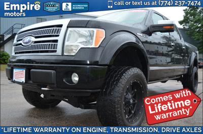 Used 2009 Ford F-150 Platinum