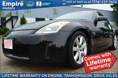 Used 2005 Nissan 350Z Touring
