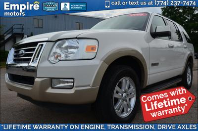 Used 2008 Ford Explorer Eddie Bauer