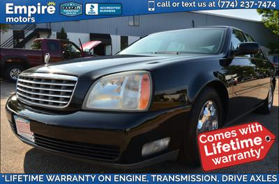 Used 2004 Cadillac DeVille