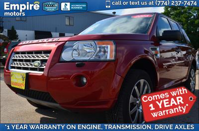 Used 2008 Land Rover LR2 HSE