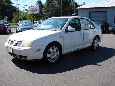 Used 2001 Volkswagen Jetta GLX