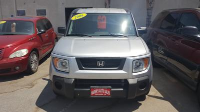 Used 2006 Honda Element EX-P