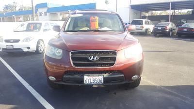 Used 2007 Hyundai Santa Fe SE