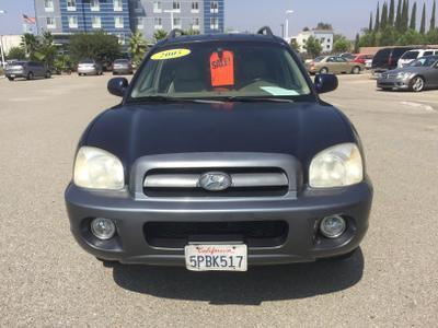 Used 2005 Hyundai Santa Fe LX
