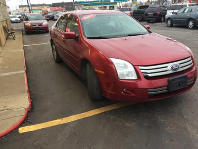Used 2007 Ford Fusion SE