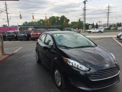 Used 2014 Ford Fiesta S