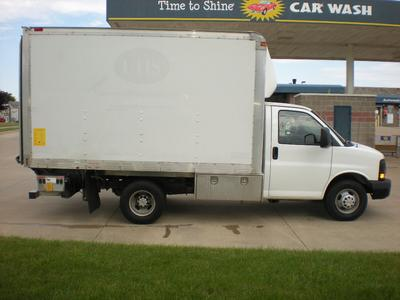 Used 2011 Chevrolet Express 3500
