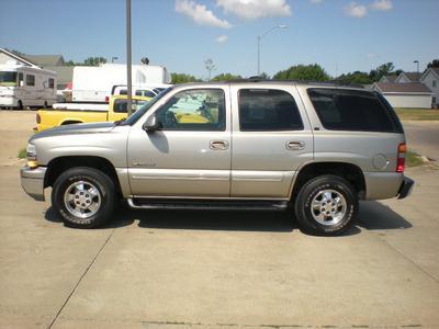 Used 2001 Chevrolet Tahoe LT