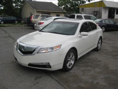 Used 2011 Acura TL 3.5