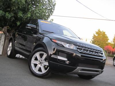 Used 2013 Land Rover Range Rover Evoque Pure