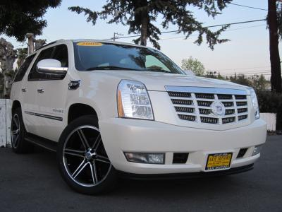 Used 2009 Cadillac Escalade Hybrid