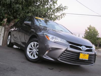 Used 2015 Toyota Camry Hybrid LE