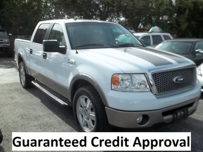 Used 2006 Ford F150 Lariat SuperCrew