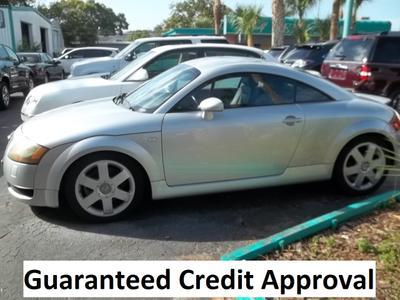 Used 2000 Audi TT