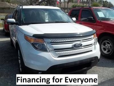 Used 2011 Ford Explorer Limited