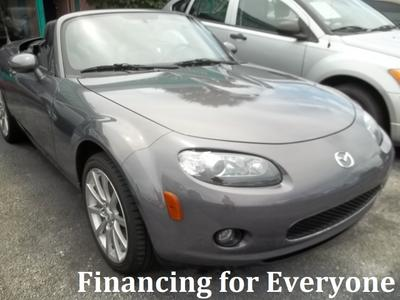 Used 2008 Mazda MX-5 Miata Grand Touring Hardtop Convertible