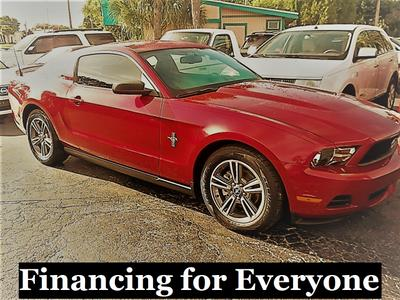 Used 2010 Ford Mustang Premium