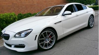 Used 2014 BMW 650 Gran Coupe i