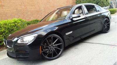 2014 BMW 750