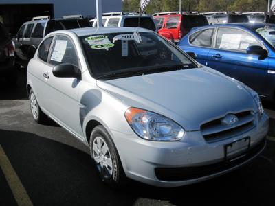 New 2011 Hyundai Accent GL