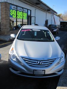 New 2011 Hyundai Sonata GLS