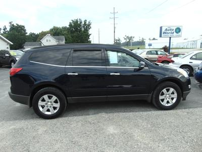 Used 2012 Chevrolet Traverse LT