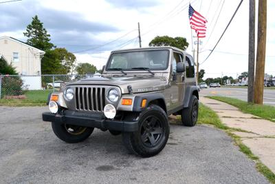 Used 2006 Jeep Wrangler Rubicon