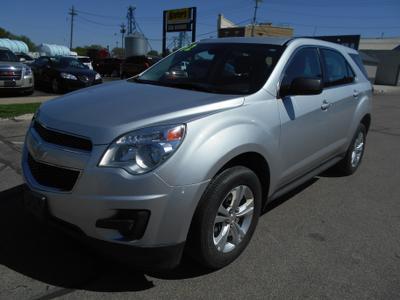 Used 2012 Chevrolet Equinox LS