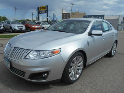 Used 2010 Lincoln MKS Base