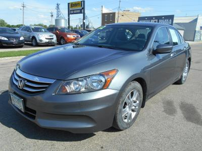 Used 2012 Honda Accord SE