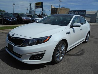 Used 2015 Kia Optima SXL Turbo
