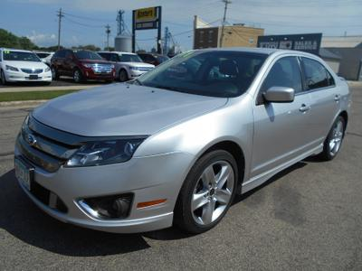 Used 2011 Ford Fusion Sport