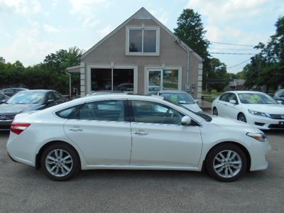 Used 2014 Toyota Avalon XLE Premium