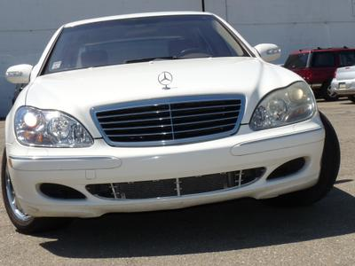 Used 2004 Mercedes-Benz S430