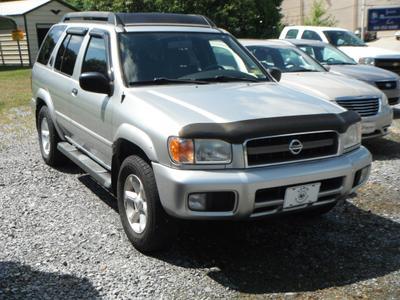 Used 2003 Nissan Pathfinder SE