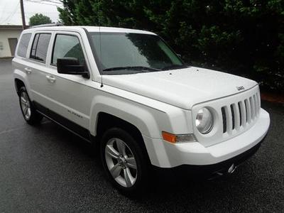 Used 2014 Jeep Patriot Limited