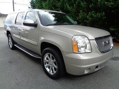 Used 2008 GMC Yukon XL Denali