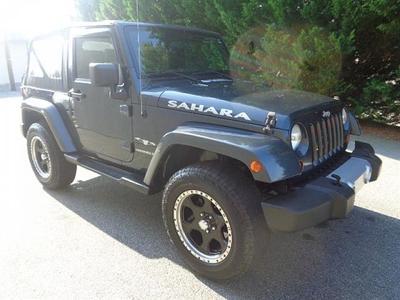 Used 2008 Jeep Wrangler Sahara