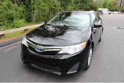 Used 2012 Toyota Camry Hybrid LE
