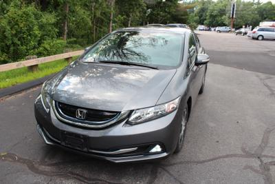 Used 2013 Honda Civic Hybrid Base