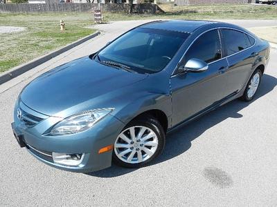Used 2012 Mazda Mazda6 s Touring Plus