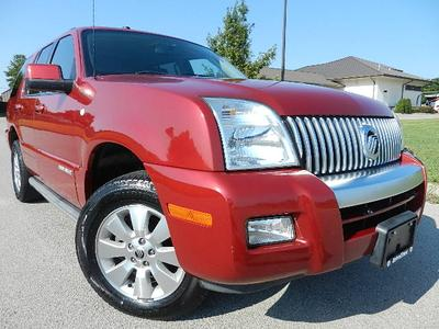 Used 2010 Mercury Mountaineer Premier