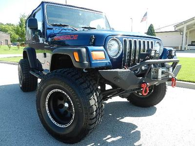 Used 2005 Jeep Wrangler Rubicon